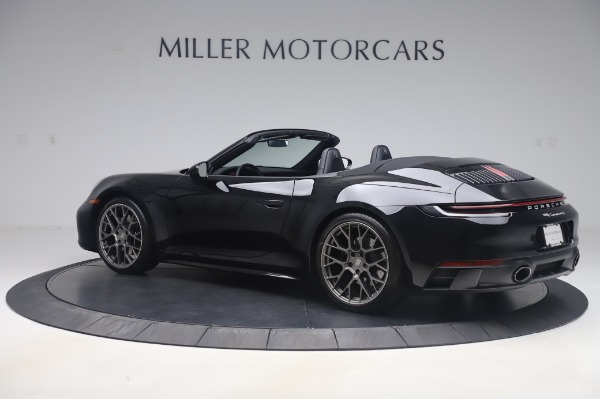 Used 2020 Porsche 911 Carrera 4S for sale $142,900 at Aston Martin of Greenwich in Greenwich CT 06830 4