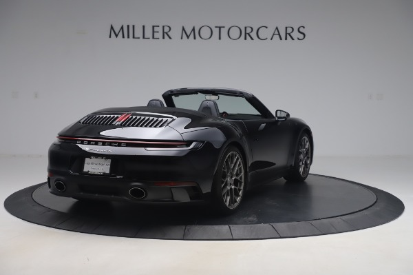 Used 2020 Porsche 911 Carrera 4S for sale $142,900 at Aston Martin of Greenwich in Greenwich CT 06830 7