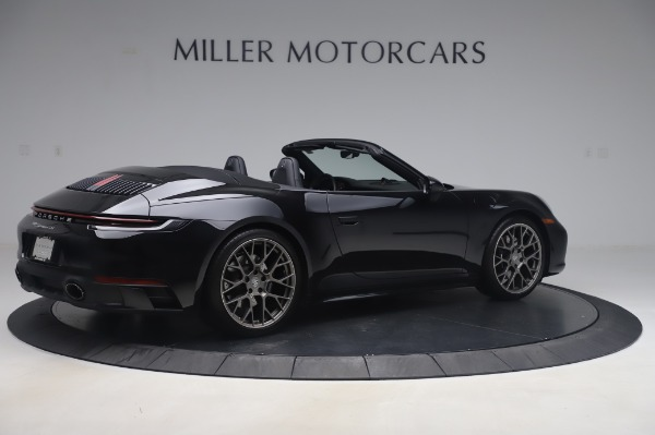 Used 2020 Porsche 911 Carrera 4S for sale $142,900 at Aston Martin of Greenwich in Greenwich CT 06830 8