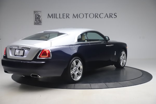 Used 2015 Rolls-Royce Wraith for sale Sold at Aston Martin of Greenwich in Greenwich CT 06830 7
