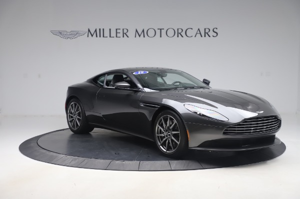 Used 2019 Aston Martin DB11 V8 Coupe for sale Sold at Aston Martin of Greenwich in Greenwich CT 06830 10