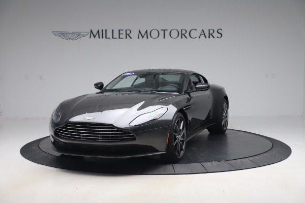 Used 2019 Aston Martin DB11 V8 Coupe for sale Sold at Aston Martin of Greenwich in Greenwich CT 06830 12