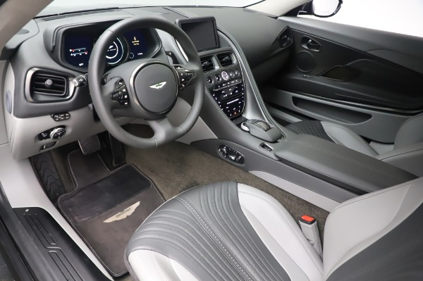 Used 2019 Aston Martin DB11 V8 Coupe for sale Sold at Aston Martin of Greenwich in Greenwich CT 06830 13