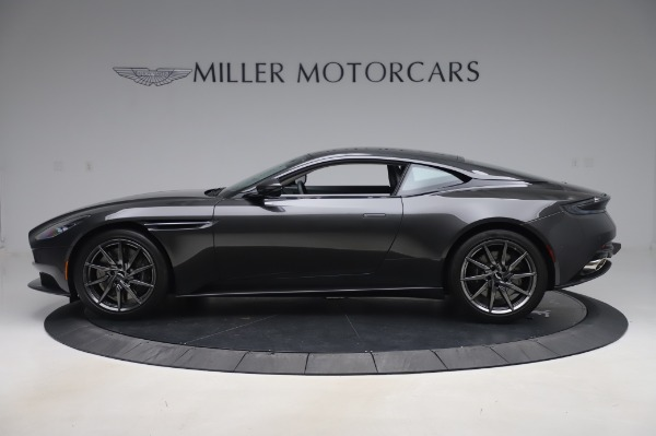 Used 2019 Aston Martin DB11 V8 Coupe for sale Sold at Aston Martin of Greenwich in Greenwich CT 06830 2