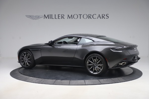 Used 2019 Aston Martin DB11 V8 Coupe for sale Sold at Aston Martin of Greenwich in Greenwich CT 06830 3