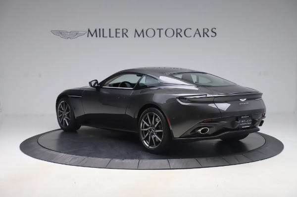 Used 2019 Aston Martin DB11 V8 Coupe for sale Sold at Aston Martin of Greenwich in Greenwich CT 06830 4
