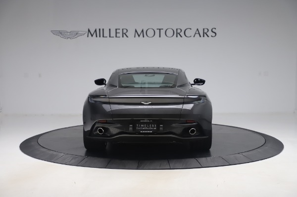 Used 2019 Aston Martin DB11 V8 Coupe for sale Sold at Aston Martin of Greenwich in Greenwich CT 06830 5
