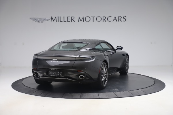 Used 2019 Aston Martin DB11 V8 Coupe for sale Sold at Aston Martin of Greenwich in Greenwich CT 06830 6