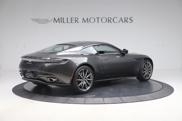 Used 2019 Aston Martin DB11 V8 Coupe for sale Sold at Aston Martin of Greenwich in Greenwich CT 06830 7