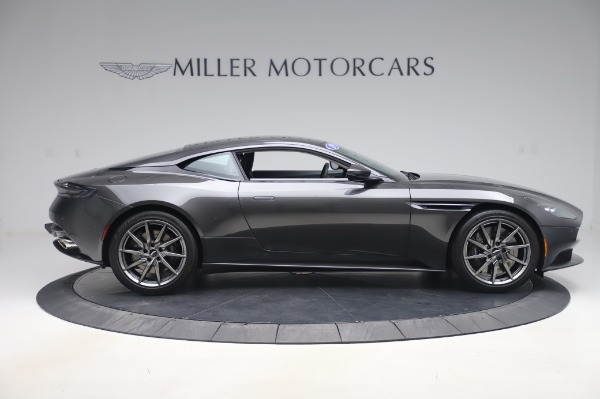 Used 2019 Aston Martin DB11 V8 Coupe for sale Sold at Aston Martin of Greenwich in Greenwich CT 06830 8