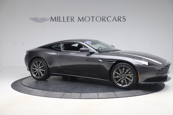Used 2019 Aston Martin DB11 V8 Coupe for sale Sold at Aston Martin of Greenwich in Greenwich CT 06830 9