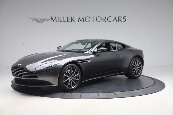 Used 2019 Aston Martin DB11 V8 Coupe for sale Sold at Aston Martin of Greenwich in Greenwich CT 06830 1
