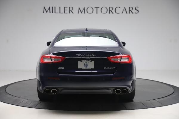 Used 2017 Maserati Quattroporte S Q4 GranLusso for sale Sold at Aston Martin of Greenwich in Greenwich CT 06830 6