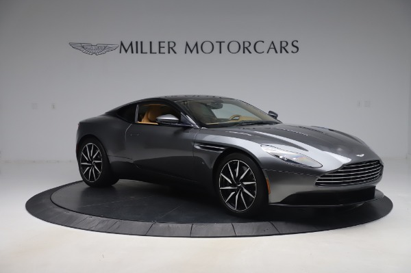 Used 2017 Aston Martin DB11 for sale $134,900 at Aston Martin of Greenwich in Greenwich CT 06830 10