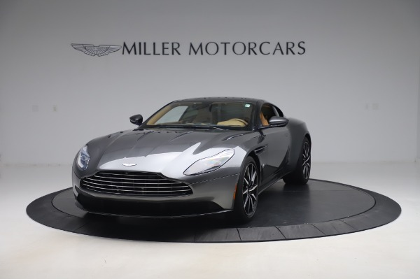 Used 2017 Aston Martin DB11 for sale $134,900 at Aston Martin of Greenwich in Greenwich CT 06830 12