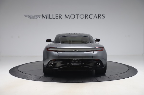 Used 2017 Aston Martin DB11 for sale $134,900 at Aston Martin of Greenwich in Greenwich CT 06830 5