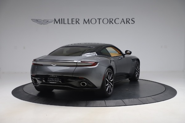 Used 2017 Aston Martin DB11 for sale $134,900 at Aston Martin of Greenwich in Greenwich CT 06830 6