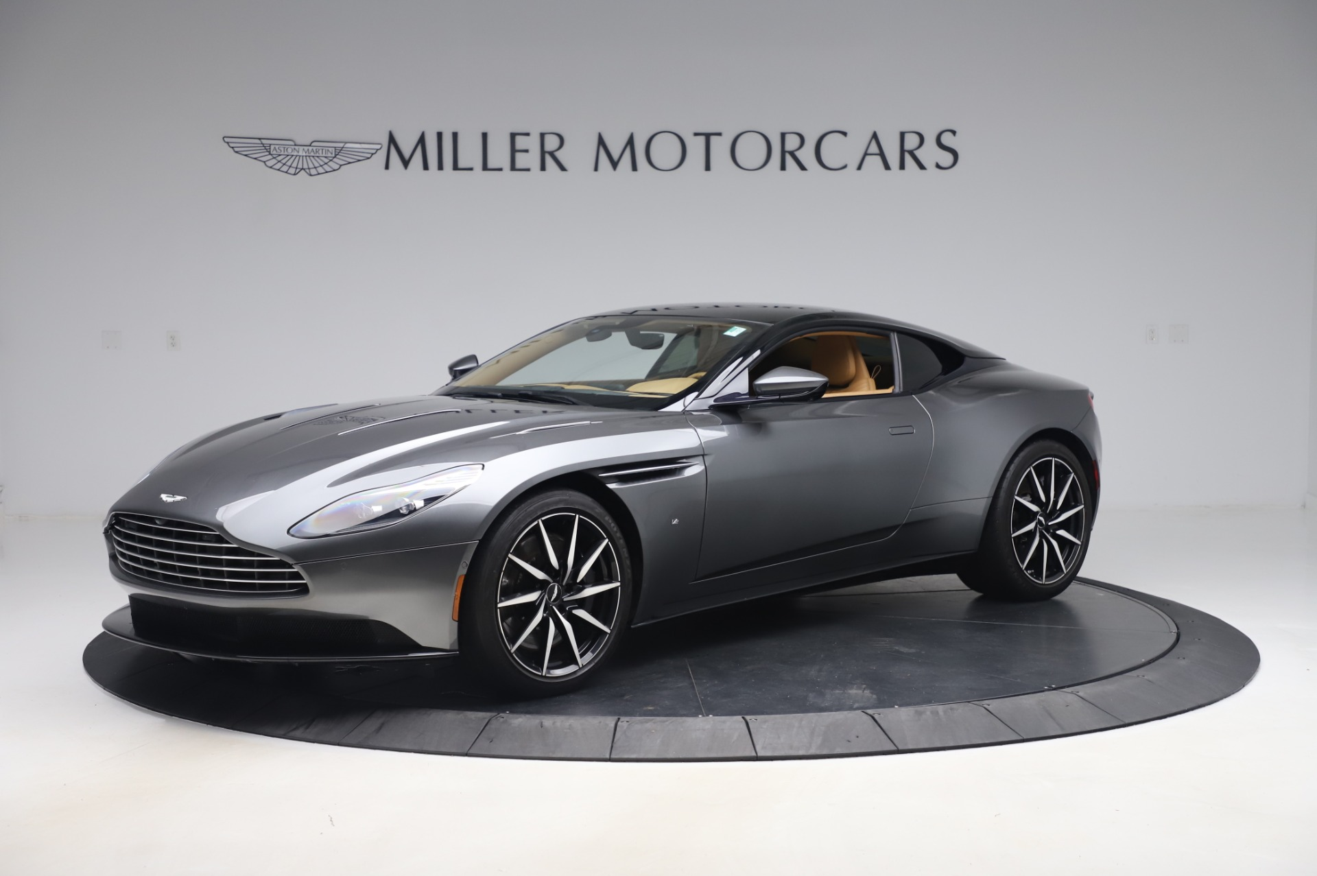 Used 2017 Aston Martin DB11 for sale $134,900 at Aston Martin of Greenwich in Greenwich CT 06830 1