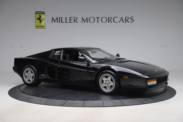 Used 1991 Ferrari Testarossa for sale $129,900 at Aston Martin of Greenwich in Greenwich CT 06830 10