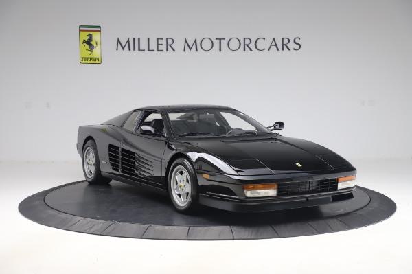 Used 1991 Ferrari Testarossa for sale $129,900 at Aston Martin of Greenwich in Greenwich CT 06830 11