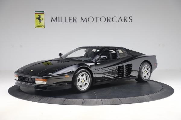 Used 1991 Ferrari Testarossa for sale $129,900 at Aston Martin of Greenwich in Greenwich CT 06830 2