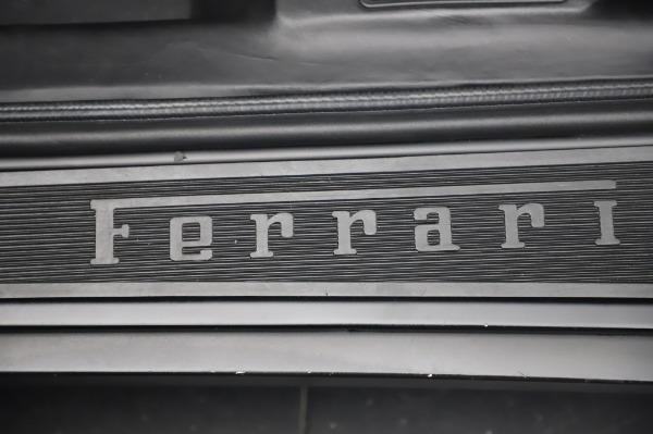 Used 1991 Ferrari Testarossa for sale $129,900 at Aston Martin of Greenwich in Greenwich CT 06830 21