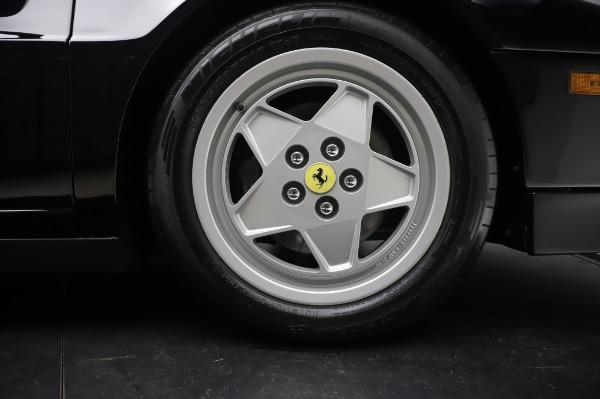 Used 1991 Ferrari Testarossa for sale $129,900 at Aston Martin of Greenwich in Greenwich CT 06830 24