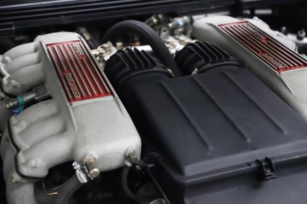 Used 1991 Ferrari Testarossa for sale $129,900 at Aston Martin of Greenwich in Greenwich CT 06830 25