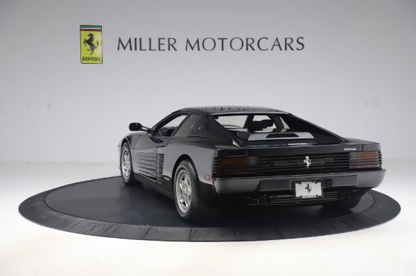 Used 1991 Ferrari Testarossa for sale $129,900 at Aston Martin of Greenwich in Greenwich CT 06830 5