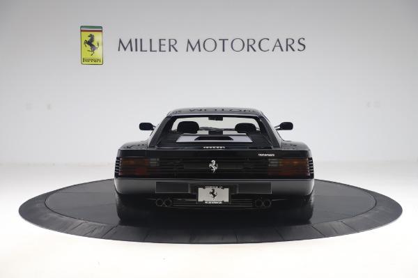 Used 1991 Ferrari Testarossa for sale $129,900 at Aston Martin of Greenwich in Greenwich CT 06830 6