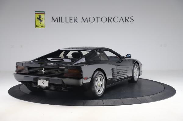 Used 1991 Ferrari Testarossa for sale $129,900 at Aston Martin of Greenwich in Greenwich CT 06830 7