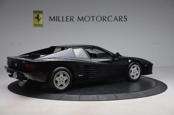 Used 1991 Ferrari Testarossa for sale $129,900 at Aston Martin of Greenwich in Greenwich CT 06830 8