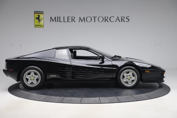 Used 1991 Ferrari Testarossa for sale $129,900 at Aston Martin of Greenwich in Greenwich CT 06830 9