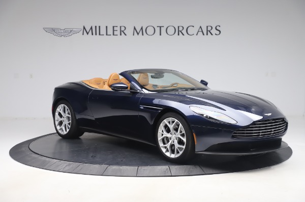 Used 2019 Aston Martin DB11 Volante Convertible for sale $198,900 at Aston Martin of Greenwich in Greenwich CT 06830 10