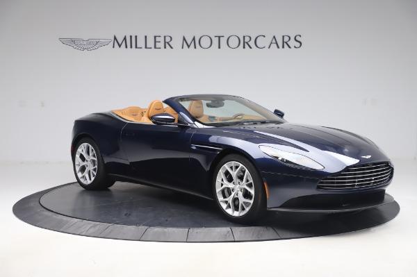 Used 2019 Aston Martin DB11 Volante for sale $219,900 at Aston Martin of Greenwich in Greenwich CT 06830 10