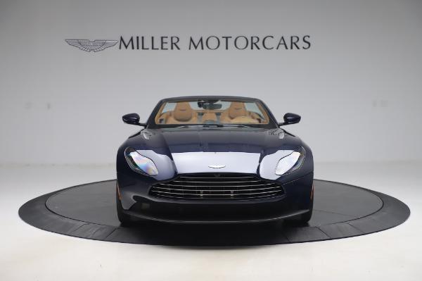Used 2019 Aston Martin DB11 Volante Convertible for sale $198,900 at Aston Martin of Greenwich in Greenwich CT 06830 11
