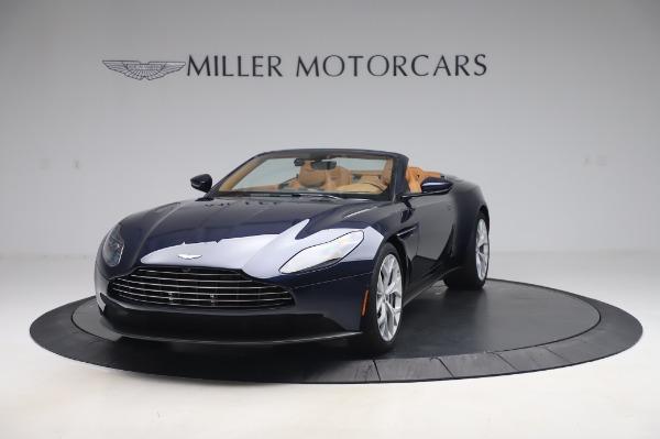 Used 2019 Aston Martin DB11 Volante Convertible for sale $198,900 at Aston Martin of Greenwich in Greenwich CT 06830 12
