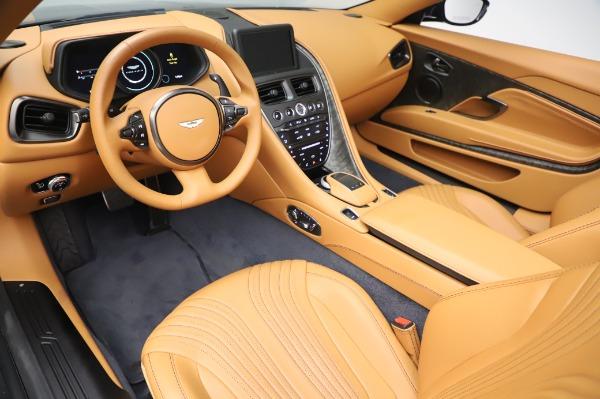 Used 2019 Aston Martin DB11 Volante Convertible for sale $198,900 at Aston Martin of Greenwich in Greenwich CT 06830 13