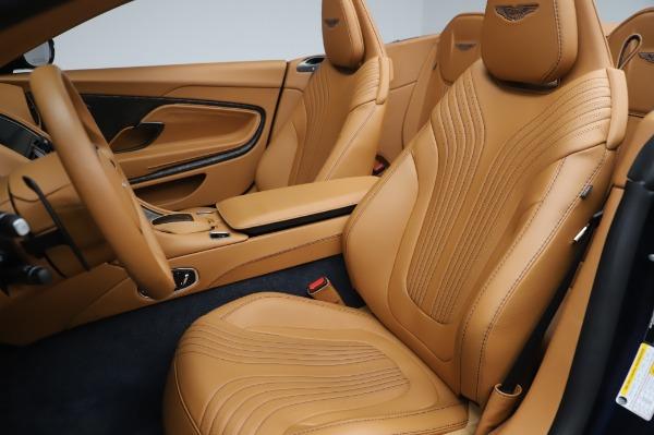 Used 2019 Aston Martin DB11 Volante for sale $219,900 at Aston Martin of Greenwich in Greenwich CT 06830 15