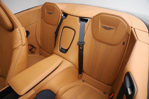 Used 2019 Aston Martin DB11 Volante Convertible for sale $198,900 at Aston Martin of Greenwich in Greenwich CT 06830 16