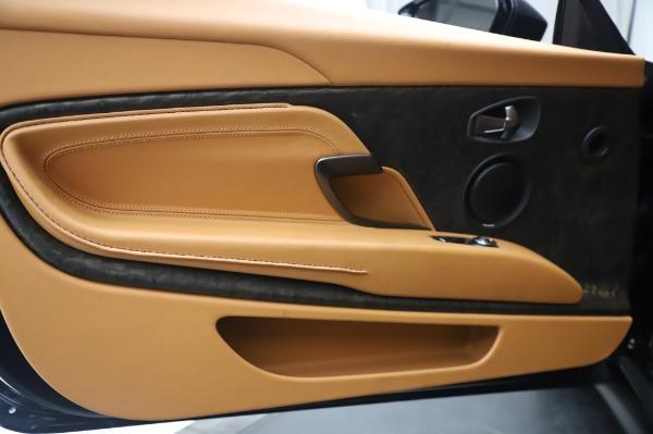 Used 2019 Aston Martin DB11 Volante for sale $219,900 at Aston Martin of Greenwich in Greenwich CT 06830 17