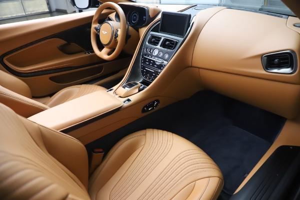 Used 2019 Aston Martin DB11 Volante Convertible for sale $198,900 at Aston Martin of Greenwich in Greenwich CT 06830 18