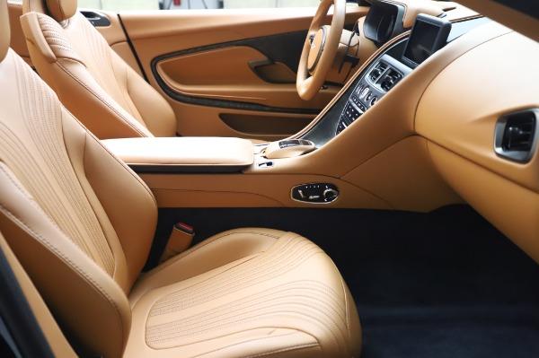 Used 2019 Aston Martin DB11 Volante for sale $219,900 at Aston Martin of Greenwich in Greenwich CT 06830 19
