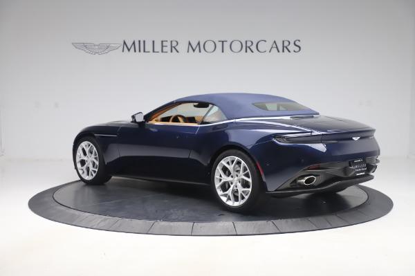 Used 2019 Aston Martin DB11 Volante Convertible for sale $198,900 at Aston Martin of Greenwich in Greenwich CT 06830 22
