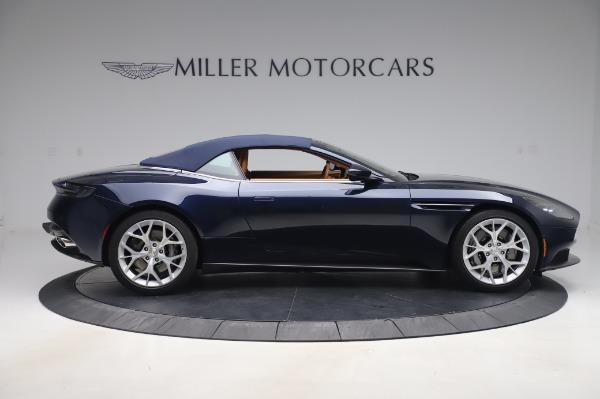 Used 2019 Aston Martin DB11 Volante for sale $219,900 at Aston Martin of Greenwich in Greenwich CT 06830 24