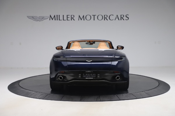 Used 2019 Aston Martin DB11 Volante for sale $219,900 at Aston Martin of Greenwich in Greenwich CT 06830 5