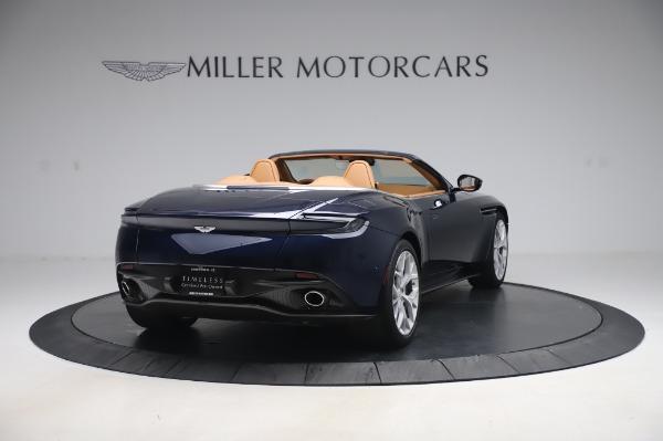 Used 2019 Aston Martin DB11 Volante Convertible for sale $198,900 at Aston Martin of Greenwich in Greenwich CT 06830 6
