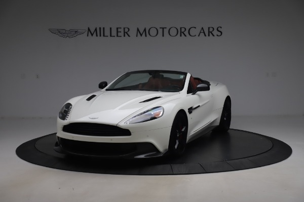 Used 2018 Aston Martin Vanquish S Volante for sale $193,900 at Aston Martin of Greenwich in Greenwich CT 06830 12