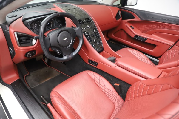Used 2018 Aston Martin Vanquish S Volante for sale $193,900 at Aston Martin of Greenwich in Greenwich CT 06830 13