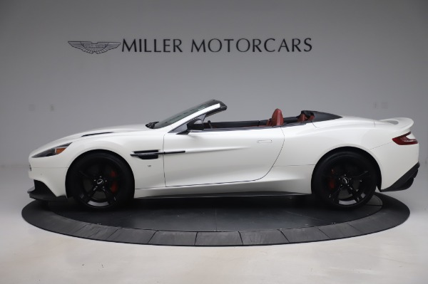 Used 2018 Aston Martin Vanquish S Volante for sale $193,900 at Aston Martin of Greenwich in Greenwich CT 06830 2